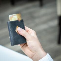 exentri kaarditasku rahakott