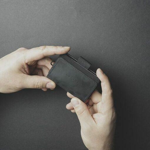 focx minimalist rahakott kaarditasku