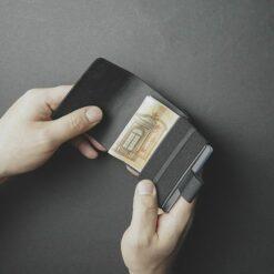 focx purist rahakott kaarditasku